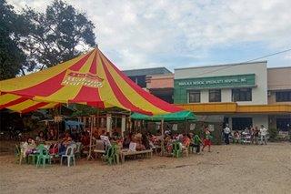 Mga ospital sa Cotabato problemado sa pag-aalaga sa mga pasyente