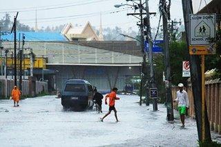 Tisoy makes landfall in Bicol Region