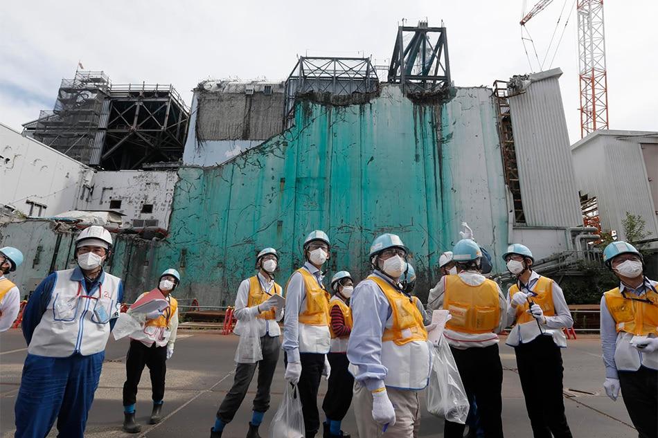 Japan debates releasing radioactive water