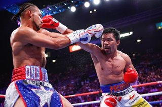Boxing: Thurman feels closer to Pacquiao rematch