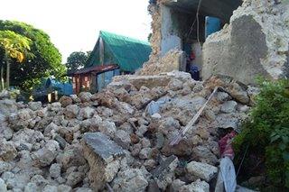 Tulong hatid sa mga apektado ng Batanes quakes