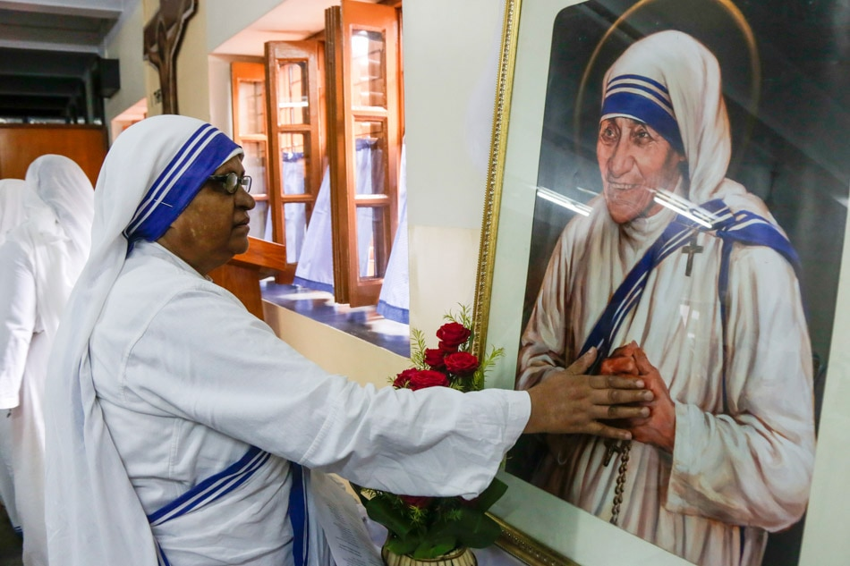 Mother Teresa's birthday