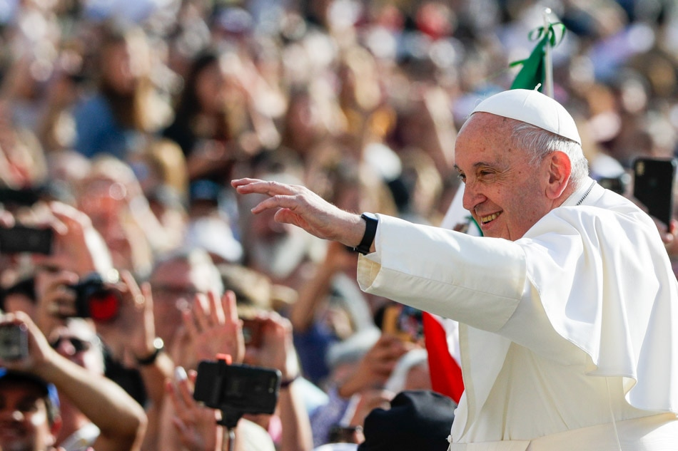 What people say about Pope Francis' support for civil union for same-sex couples