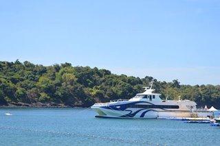 Manila-Bataan ferry adds night trips starting Jan. 7