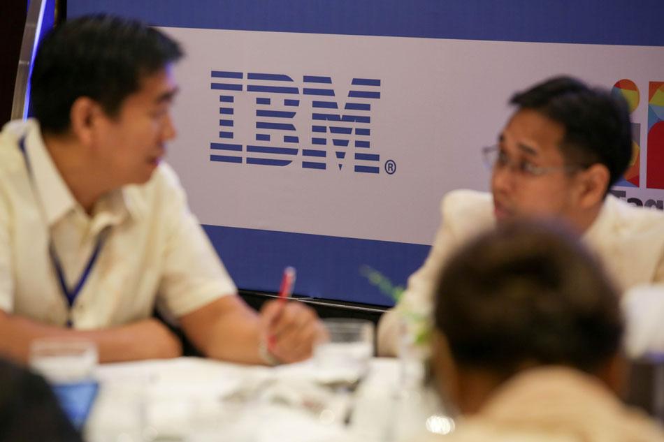 'New collar jobs': IBM launches tech education push in PH 1