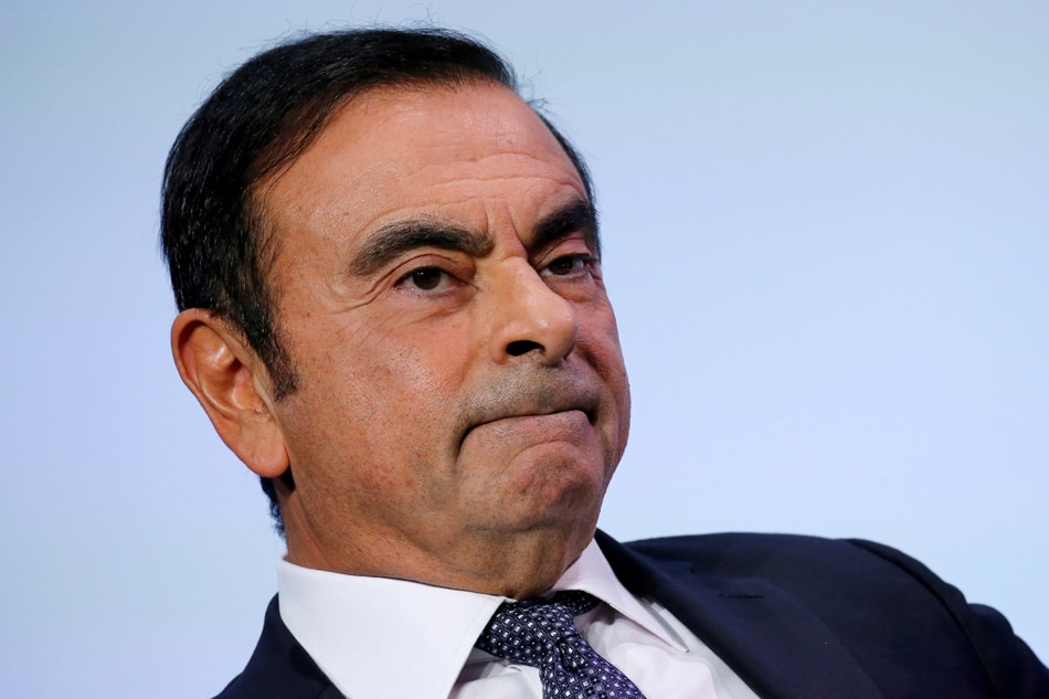 Ghosn received 8M euro in 'improper' payments - Nissan