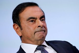 Ghosn received $9M improperly from Mitsubishi-Nissan JV -companies