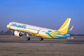 Cebu Pacific extends flight cancellations to May 15
