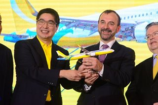Cebu Pacific looks to 'next stage' of expansion with new Airbus jets