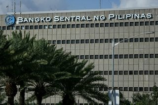 Bangko Sentral keeps interest rates steady as inflation cools