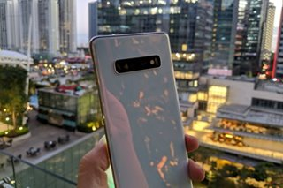 FIRST LOOK: This is the Samsung Galaxy S10