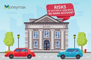 Risks of getting a loan with no bank account