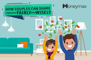 How couples can share finances fairly and wisely
