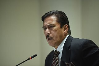 Sotto vows another 'explosive' revelation in 'ninja cops' probe
