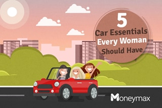 5 Car Essentials Every Woman Should Have