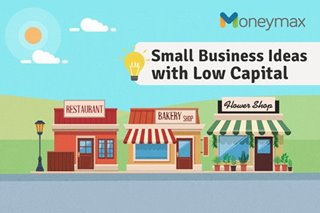 Small business ideas with low capital