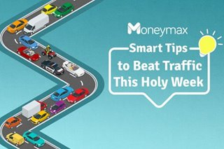 Tips to Beat Traffic this Holy Week