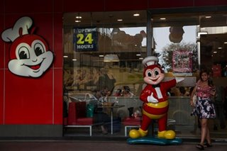 Jollibee net income down 14.7 percent in Q1 due to Smashburger losses