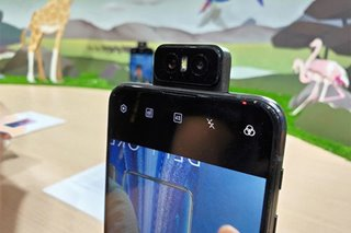Asus ditches the notch with a 'flip' camera on the Zenfone 6