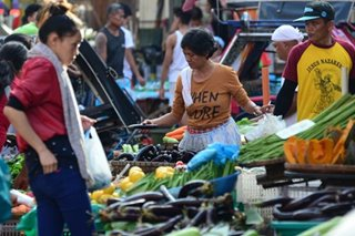 Inflation likely at 2.8 to 3.6 percent in May: BSP think tank