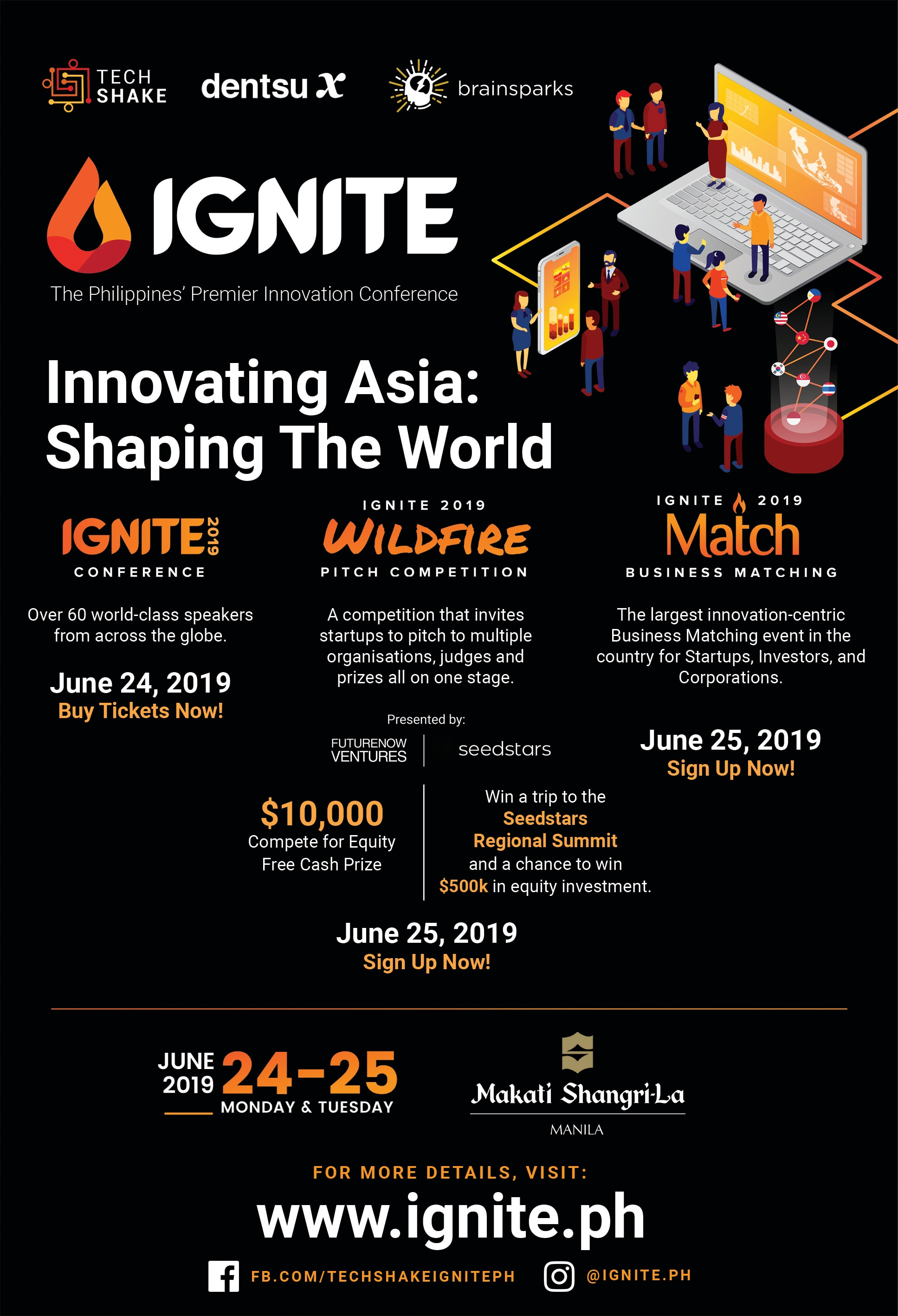 Conference to highlight Asia's global startup leadership
