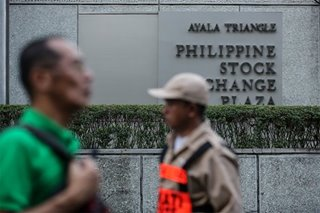 PH shares bounce back despite thin volumes