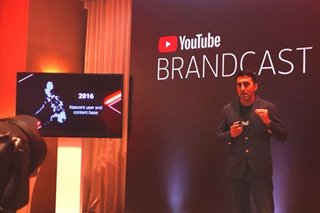 Video streaming redefines 'primetime' in Philippines: YouTube