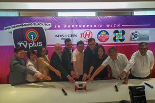ABS-CBN TVplus partners with gov't agencies for real-time alerts