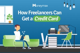 How freelancers can get a credit card