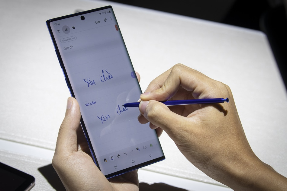 Galaxy Note 10+ review: All that power and a useful S-Pen