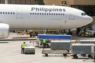 PAL says in-flight meals free from African swine fever
