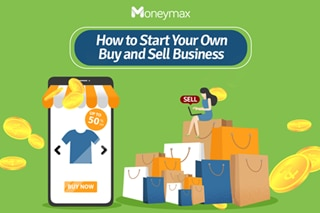 How to start your own buy and sell business