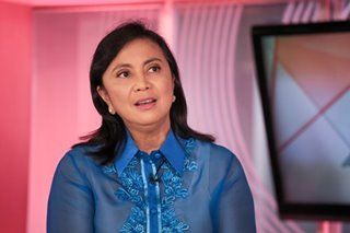 Duterte on drug czar offer to Robredo: 'If you criticize, you must have the answer'