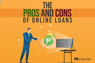 The pros and cons of online loans