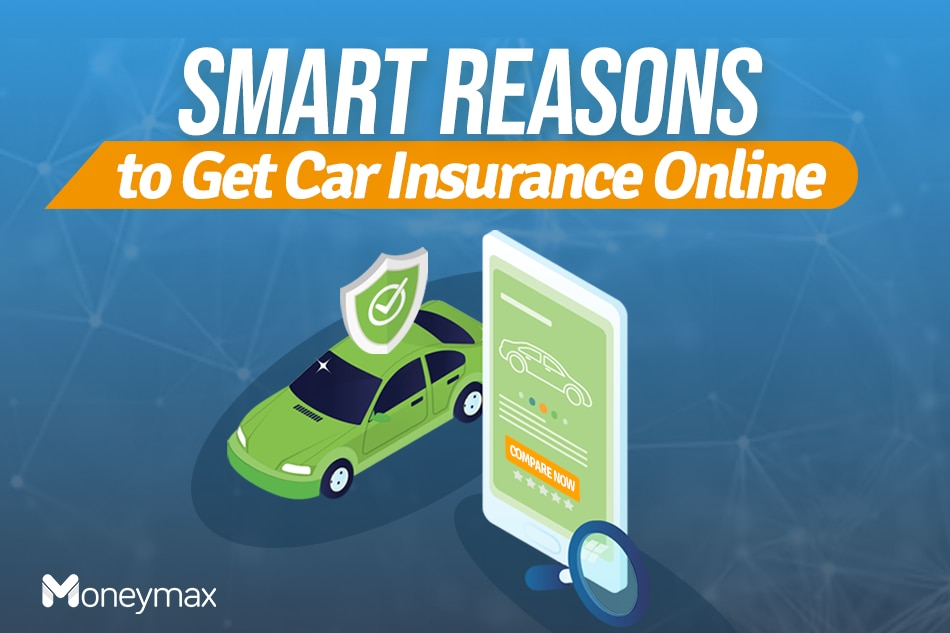 Smart reasons to get car insurance online