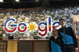 Filipino couple mixes family and game development, gets Google training