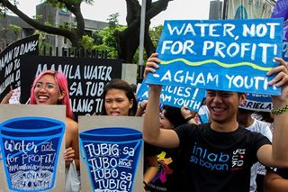 Manila Water seeks 'workable solution' with Duterte gov't on compensation