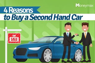 4 Reasons to buy a second hand car