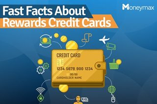Fast facts about rewards credit cards