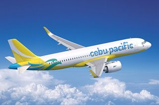 Cebu Pacific suspends all flights until April 14 due to COVID-19 lockdown