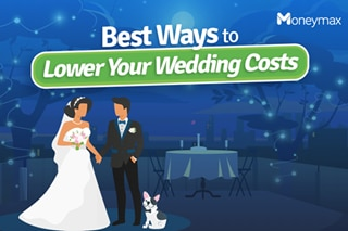 Best ways to lower your wedding costs