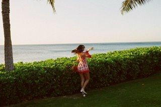 Liza Soberano spends 21st birthday in 'paradise'