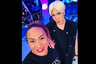 Negi at Vice Ganda, may tampuhan nga ba?