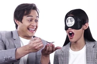 WATCH: Liza finally answers 'I love sinigang' meme with taste test challenge