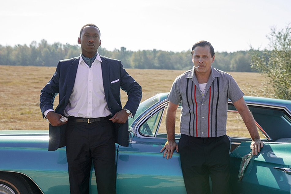 'Green Book' boosts Oscar odds with big win at PGA