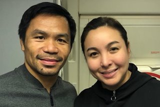 Celebrities greet Pacquiao for win against Broner