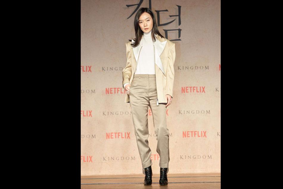 Netflix unveils own K-drama with zombie series 'Kingdom