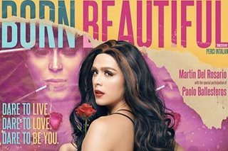 Martin del Rosario, bigay todo sa 'Born Beautiful'