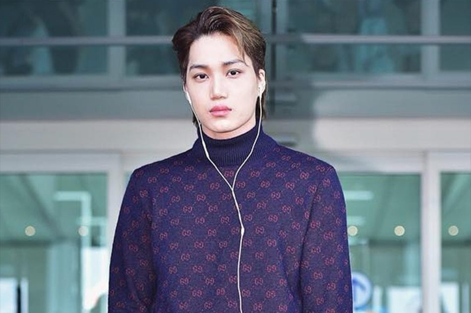 Is Exo S Kai In Cebu Topic Trends Online As Fans Flood Social