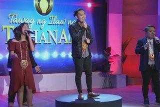 'Tawag ng Tanghalan' grand finalists, nagpakitang gilas